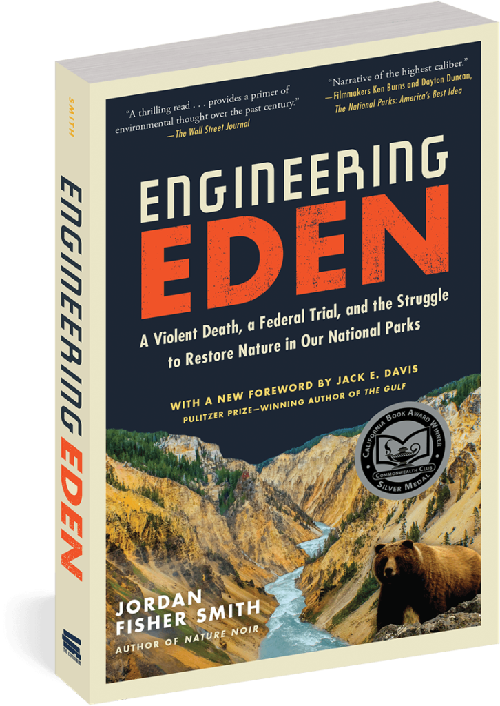 Engineering Eden by Jordan Fisher Smith